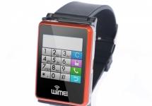 Часы шпаргалка NanoSmart WIME