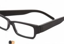 Микронаушник-гарнитура капсула-очки