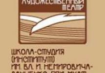 Школа-студия МХАТ имени Немировича-Данченко